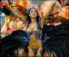 Армения на карнавале в Рио